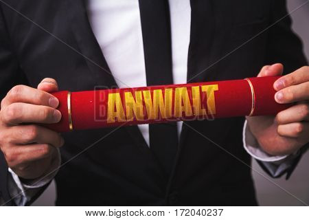 Lawyer (in German)