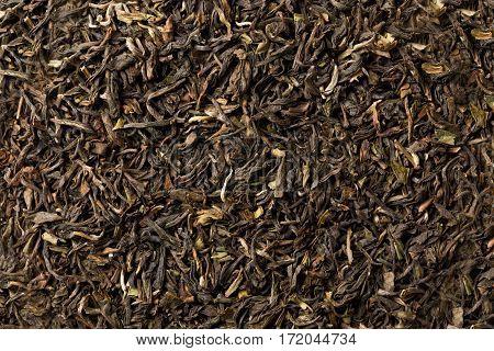 Black Tea Loose Dried Darjeeling Tea Leaves