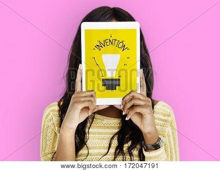 Design Ideas Invent Knowledge Icon