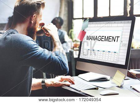Performance Summary Management Spreadsheet Word