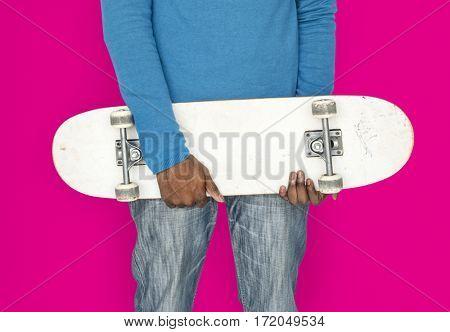Skateboard Sport Activity Leisure Style