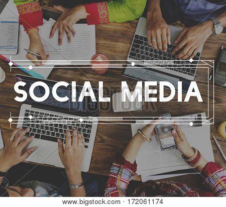 Communication Academic Connection Social Media