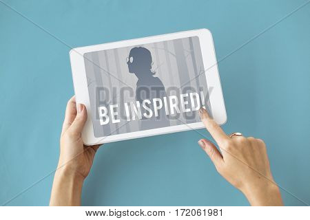 Inspired Creative Motivation Imagination