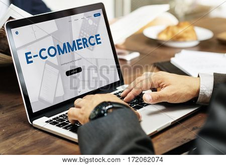 E-commerce Business Technology Internet Data