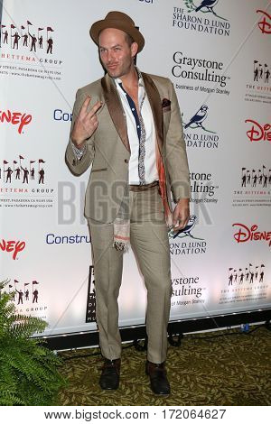 LOS ANGELES - NOV 1:  Johnny Wujek at the The Walt Disney Family Museum 2nd Annual Fundraising Gala at Disney's Grand Californian Hotel & Spa on November 1, 2016 in Anaheim, CA