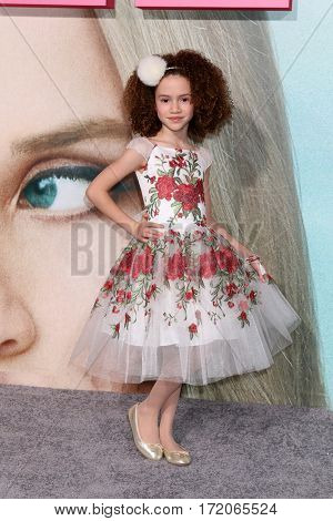 LOS ANGELES - FEB 7:  Chloe Coleman at the