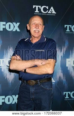 LOS ANGELES - JAN 11:  Dr Jan Pol at the FOXTV TCA Winter 2017 All-Star Party at Langham Hotel on January 11, 2017 in Pasadena, CA