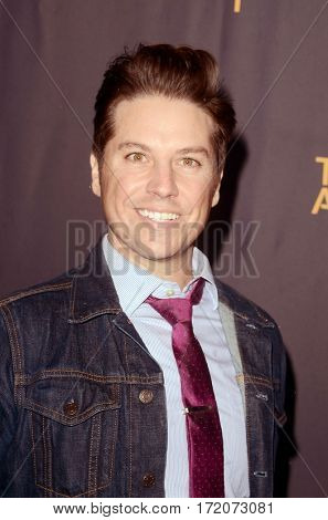 LOS ANGELES - FEB 16:  Matthew Shaffer at the Whose Dance Is It Anyway? Event at the ATAS Saban Media Center on February 16, 2017 in North Hollywood, CA
