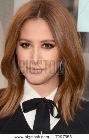 LOS ANGELES - FEB 16:  Ashley Tisdale at the DUO Launch at the Hollywood & Highland on February 16, 2017 in Los Angeles, CA