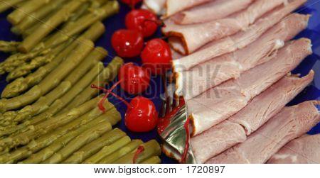 Ham And Asparagus