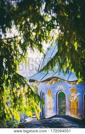 Photo of Woman Sokolsky Monastery in Bulgaria