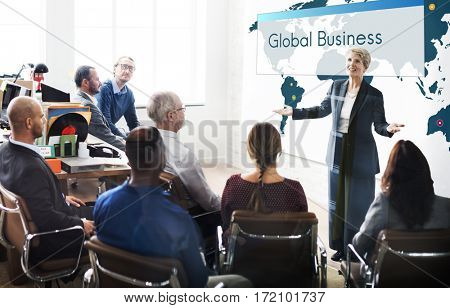 Global Marketing Business Collaboration International