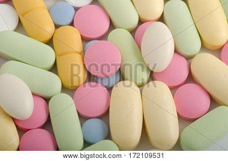 Opioid Pills a powerful anesthetic drug addictive