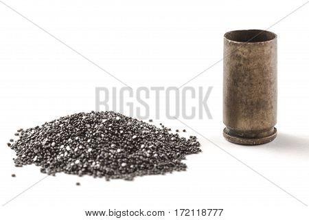 Part Of Bullet