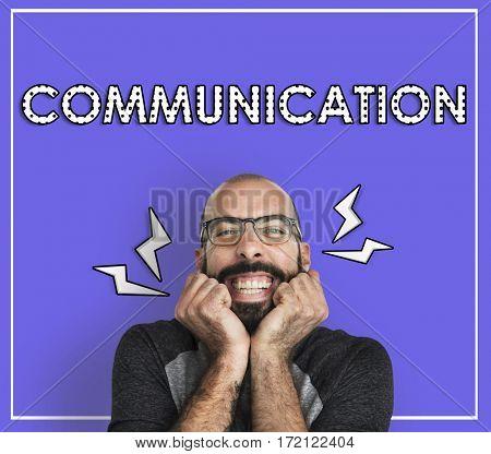 Communication Connection Discussion Language