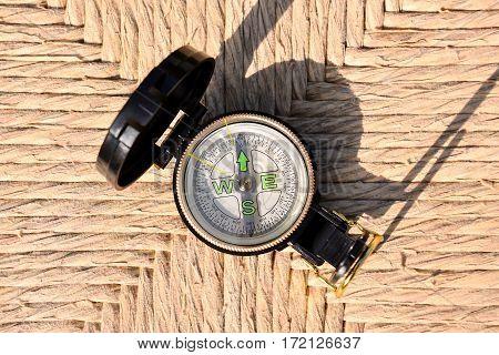 Compass Orientation Concept