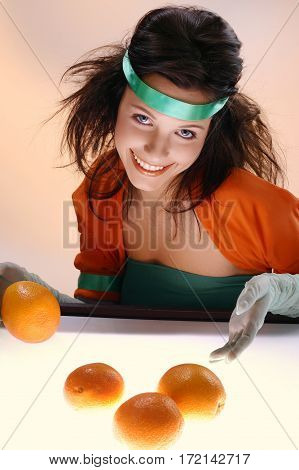 Play With Oranges