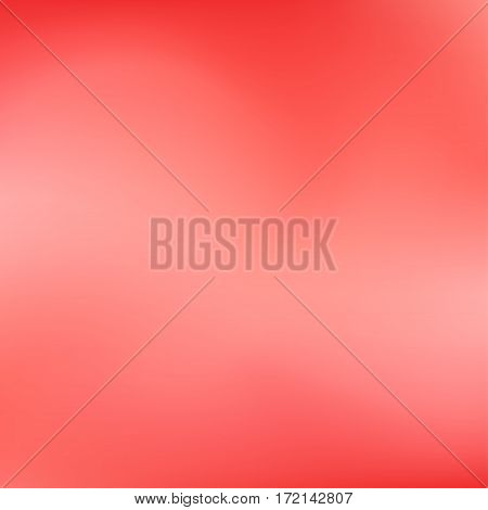 Vector Pink Blurred Gradient Style Background. Abstract Smooth Colorful Illustration, Social Media W