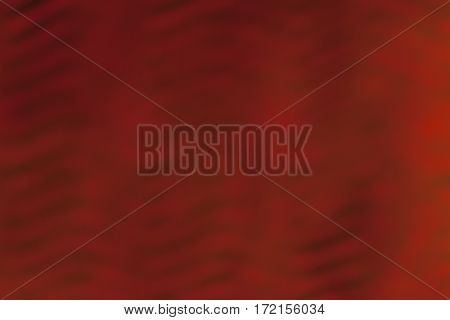 Red with dark waves strokes vague blurred texture background
