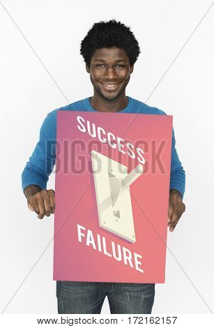 Difference Opposite Success Failure Race