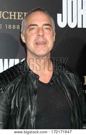LOS ANGELES - JAN 30:  Titus Welliver at the