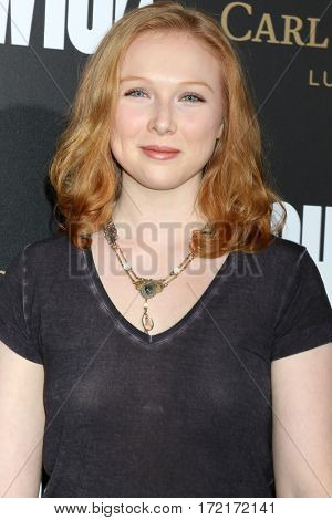 LOS ANGELES - JAN 30:  Molly Quinn at the