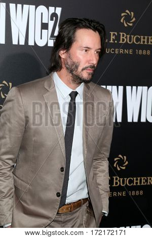 LOS ANGELES - JAN 30:  Keanu Reeves at the