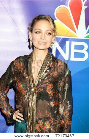 LOS ANGELES - JAN 18:  Nicole Richie at the NBC/Universal TCA Winter 2017 at Langham Hotel on January 18, 2017 in Pasadena, CA