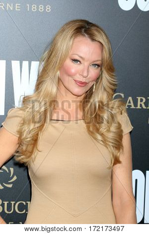 LOS ANGELES - JAN 30:  Charlotte Ross at the