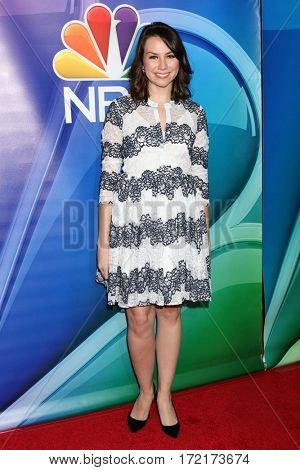 LOS ANGELES - JAN 18:  Tracey Wigfield at the NBC/Universal TCA Winter 2017 at Langham Hotel on January 18, 2017 in Pasadena, CA