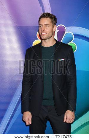LOS ANGELES - JAN 18:  Jason Hartley at the NBC/Universal TCA Winter 2017 at Langham Hotel on January 18, 2017 in Pasadena, CA