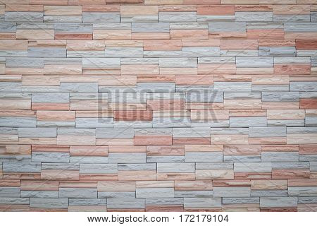 Modern brick wall for background. Abstract background.