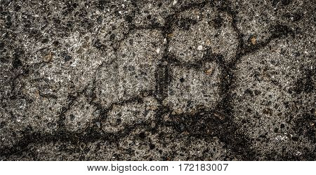 Asphalt, asphalt texture, asphalt background, gray asphalt, cracked, abstract pattern, asphalt road