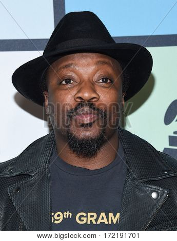 LOS ANGELES - FEB 09:  Anthony Hamilton arrives for the ESSENCE 8th Annual Black Women In Music on February 9, 2017 in Hollywood, CA