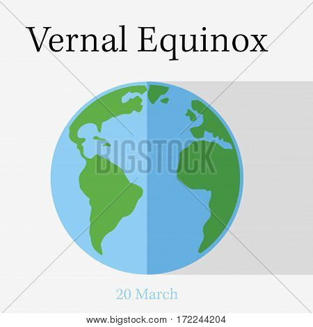 Vernal Equinox Vector