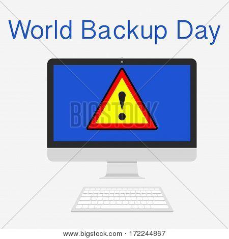 World Backup Day.