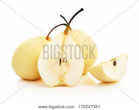 Ripe Pears Nashi