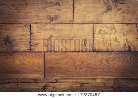 Old wood background vintage with space .