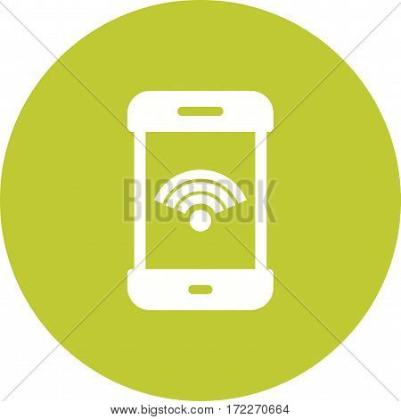Router, wifi, connect icon vector image. Can also be used for smartphone. Suitable for mobile apps, web apps and print media.