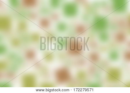 Magic Abstract Background, Defocused Backdrop For Soft Button Design