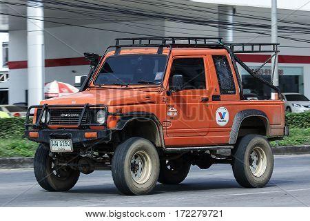 Private Car, Suzuki Caribian.