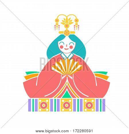 Icons Japanese  Empress Dolls