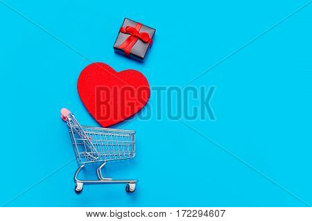 Gift And Toy Under Cart