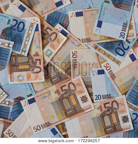 Euro (eur) Notes, European Union (eu)