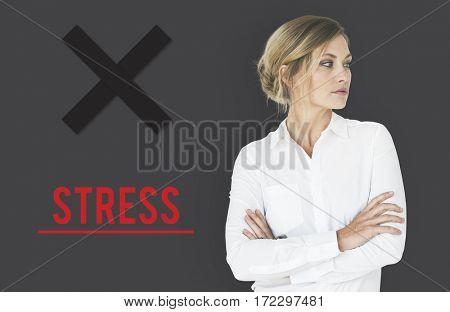 Stress Frustration Ignorance Sadness Depression