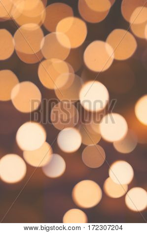 Close up, Blurred of candles background texture.