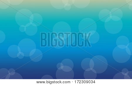 Blue light abstract background vector art collection stock