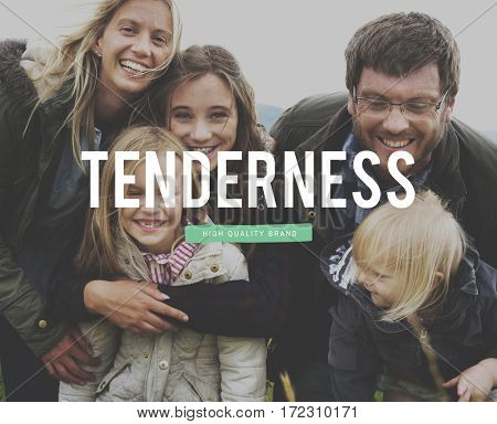 Family Together Love Happiness Tenderness