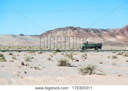 In Iran   Mountain