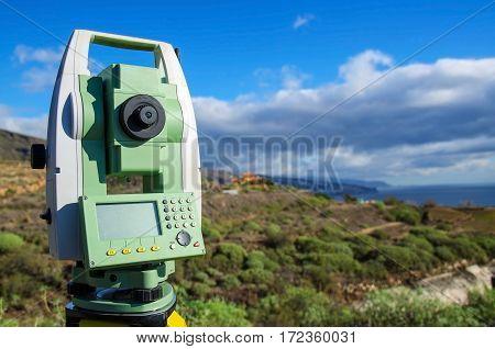 Surveyor Equipment